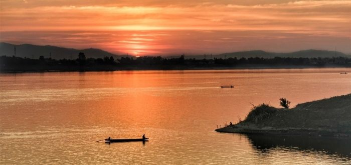 Mekong, Sudeste Asiático