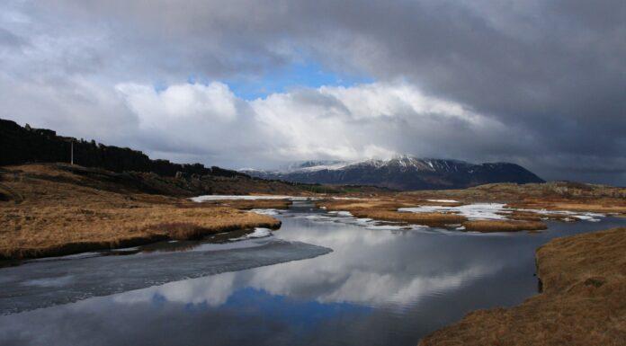 El fantástico Thingvellir en Islandia