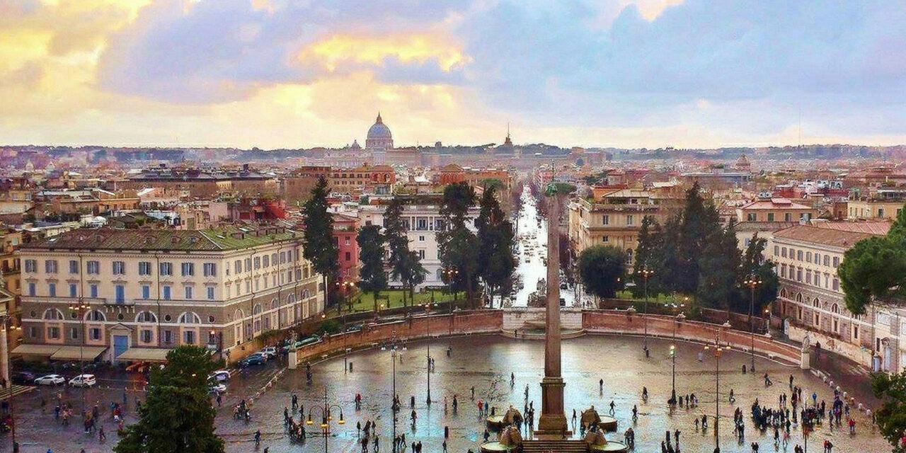 Las 5 mejores heladerías de Roma