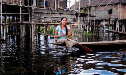El mágico Lago Inle, en Birmania