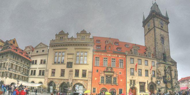 Ayuntamiento Praga