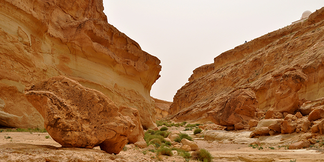 Cañón de Sidi Bohuel
