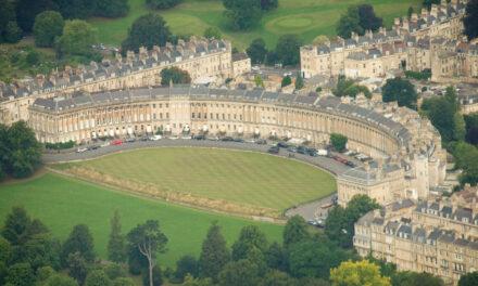 Bath, la histórica ciudad de los baños termales