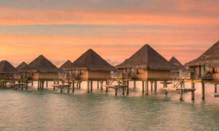 Bora Bora, las vacaciones soñadas