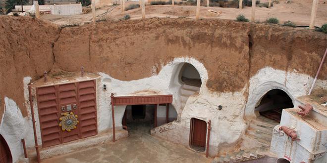 Casas de Matmata