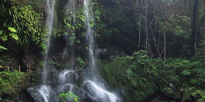 Cascada Hachijojima