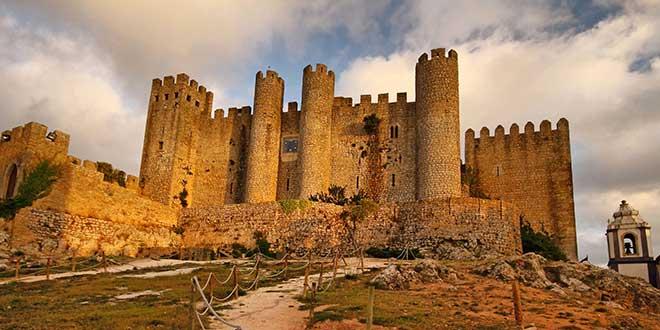 Castillo-de-Obidos