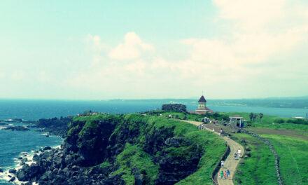La volcánica Jeju Island, en Corea del Sur