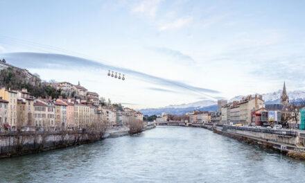 La bella Grenoble en un susurro