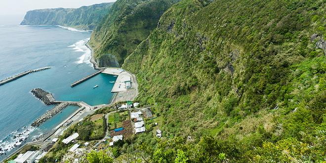 Hachijojima Port