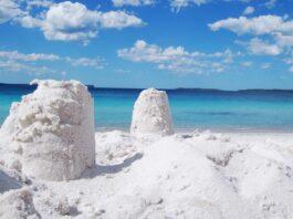 Hyams-Beach,-la-playa-más-blanca-del-mundo