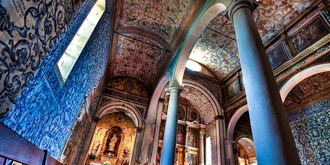 Iglesia-de-Santa-María-de-Obidos