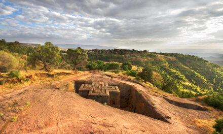 Lalibela: las Iglesias talladas en piedra