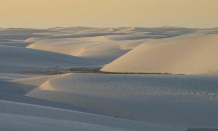 Lençóis Maranhenses, las dunas que entran al mar