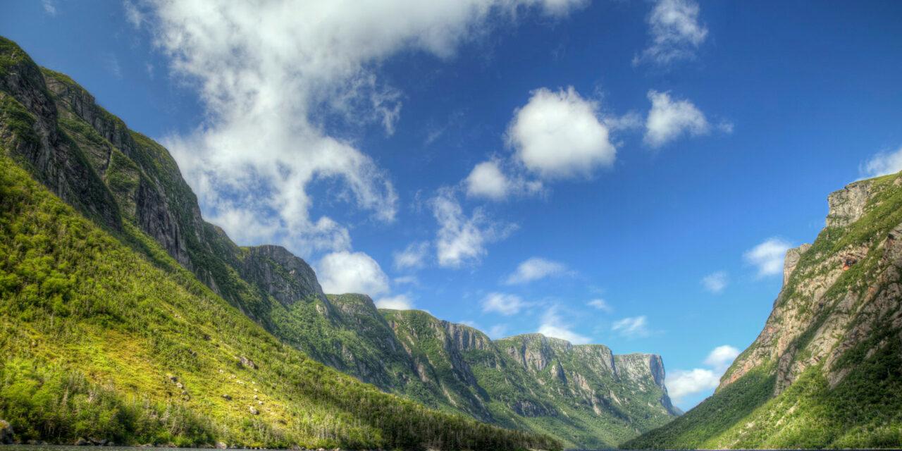 Los 5 mejores parques de Canadá