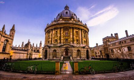 Oxford, la ciudad universitaria por excelencia