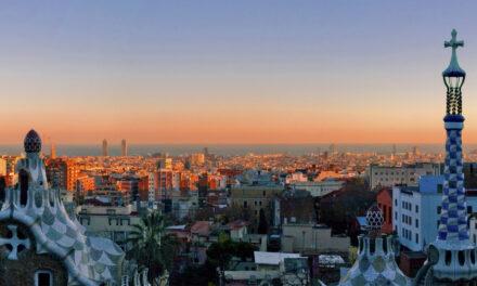 Parc Güell, el parque vertical de Barcelona