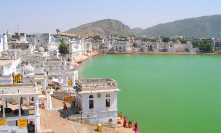 Pushkar, belleza calma en la India