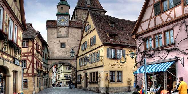 Rotenburg-paseo