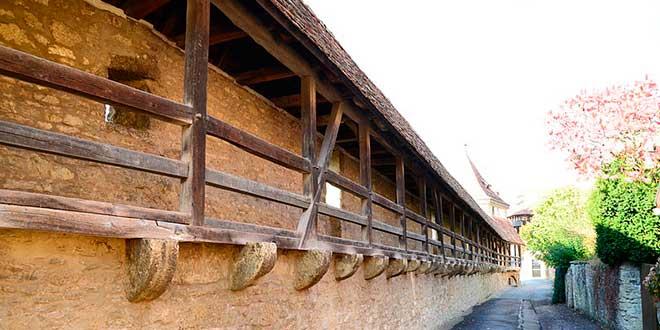 Rothemburg-muralla