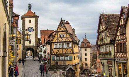 Rothenburg, un escenario de cuento
