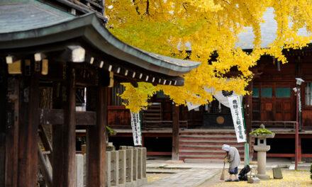Takayama, lugares encantados en Japón