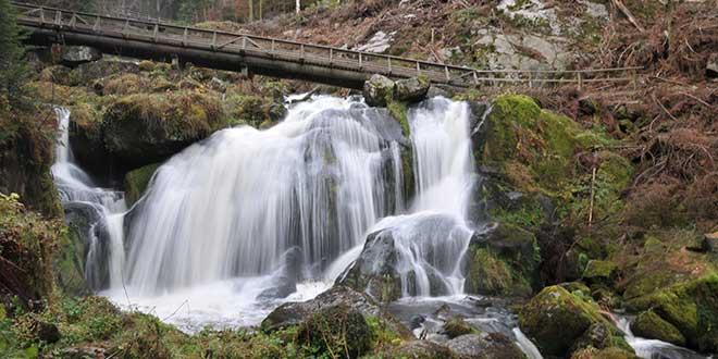 Triberg-miradores-en-las-cascadas