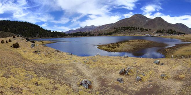 Laguna de Mucubají