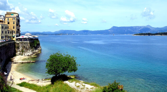 Las espectaculares Islas Jónicas