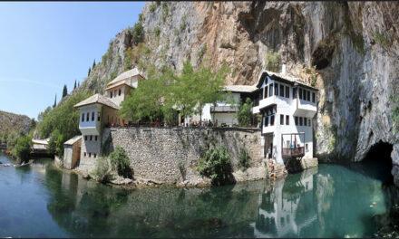 Blagaj, un rincón escondido en Bosnia