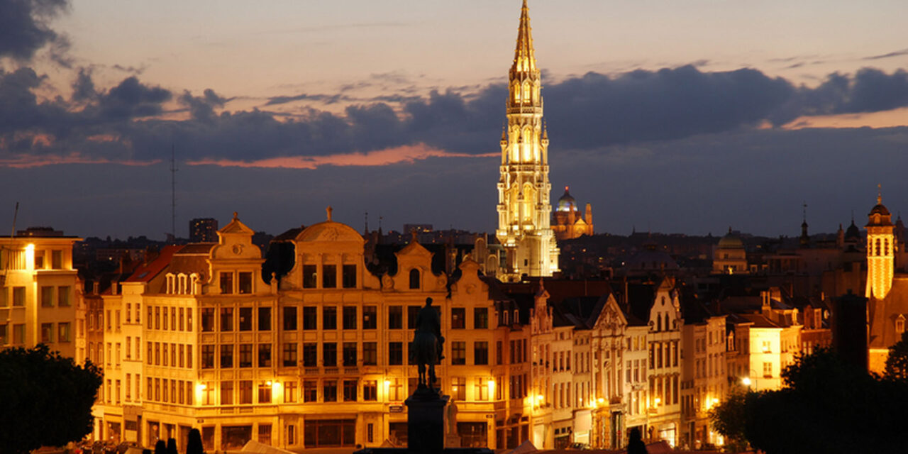 Bruselas en un Fin de Semana