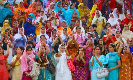 La asombrosa ceremonia del Borde de Wagah