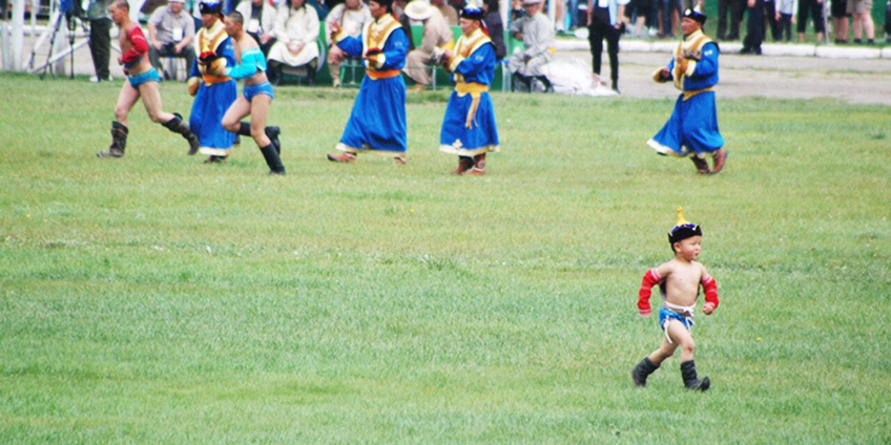 El increíble Festival Naadam, Mongolia