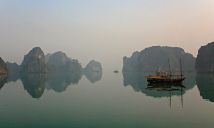 Ha Long Bay, despiera tu espíritu pirata