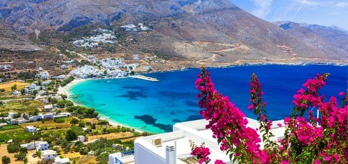 Amorgos | Islas Griegas
