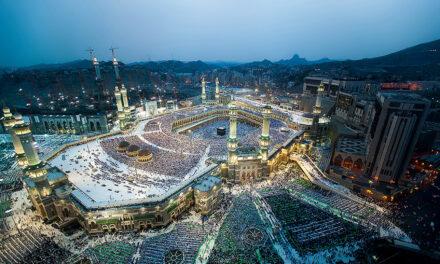 La Meca, lugar de paz y poder
