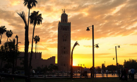 Marrakech, Tierra de Dioses