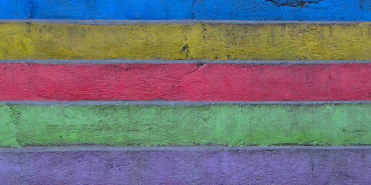 Valparaíso, una ciudad pintada de colores
