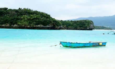 Isla Okinawa: para amantes de Kill Bill