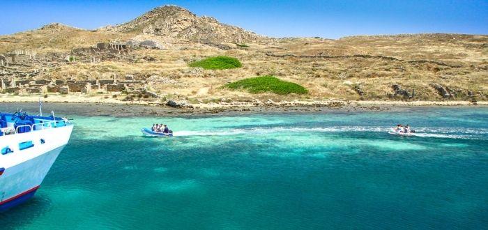 Isla de Delos | Que ver en Mykonos