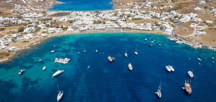Playas y Calas de Mykonos