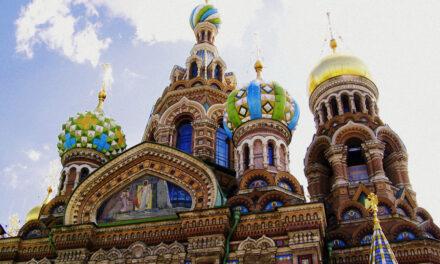 San Petersburgo en 4 días