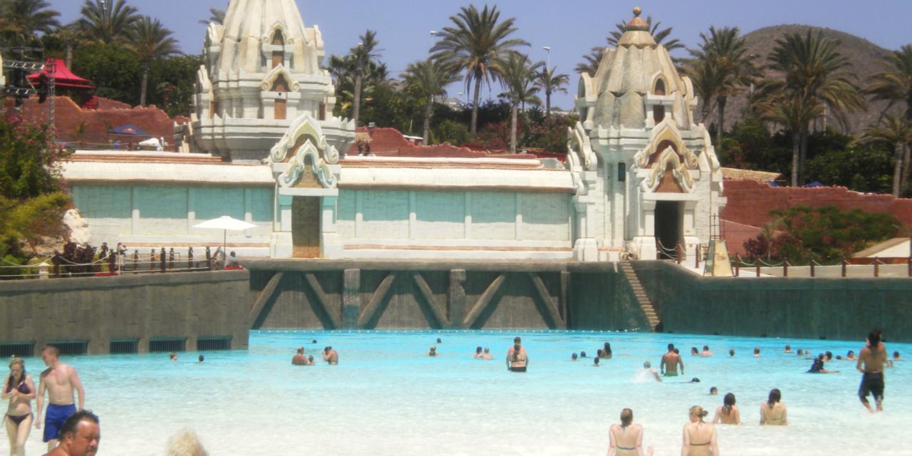 Los 5 mejores parques acuáticos de España