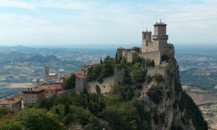 San Marino, un pequeño tesoro europeo