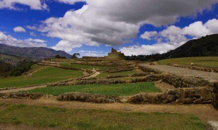 El muro del inca: Ingapirca