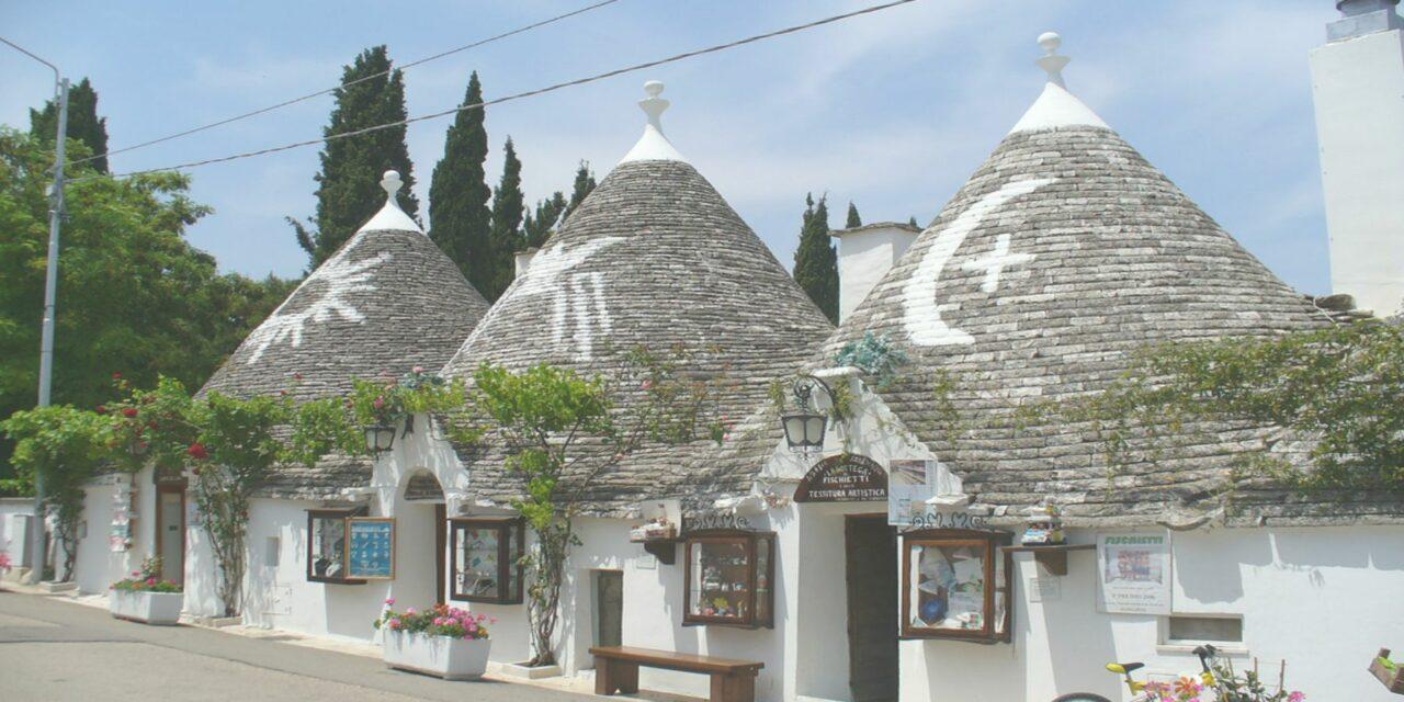 Los Trulli de Alberobello (I)