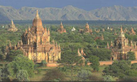 6 templos en el corazón de la jungla, Bagan