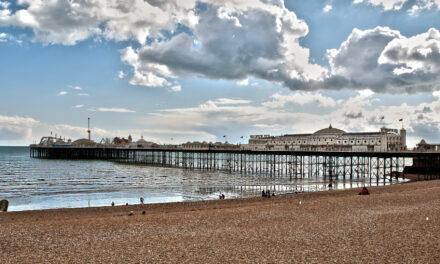 Brighton, la ciudad sureña de Inglaterra