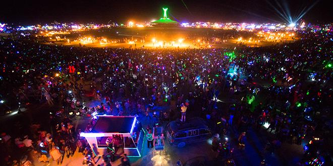Festival Burning Man