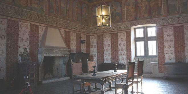 Castello Orsini sala